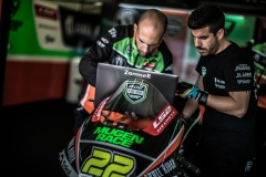 Test Jerez IRTA 2019