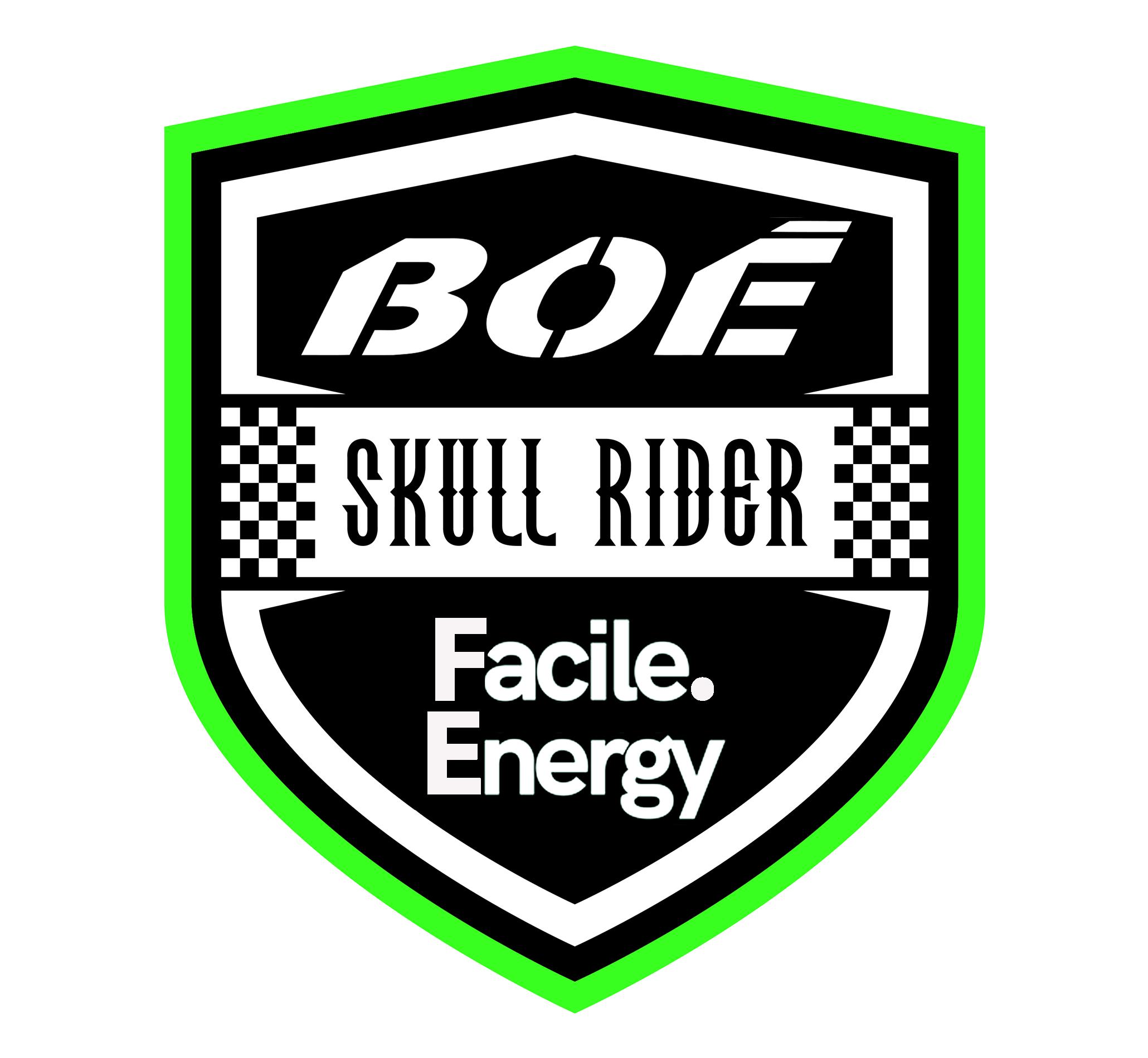 BOE SKULL RIDER FACILE ENERGY