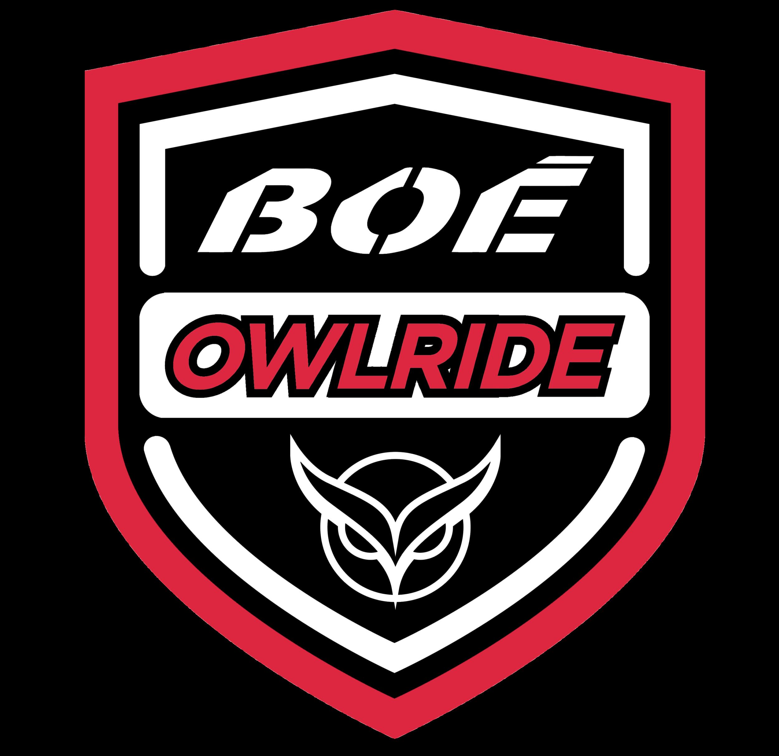 BOE OWLRIDE